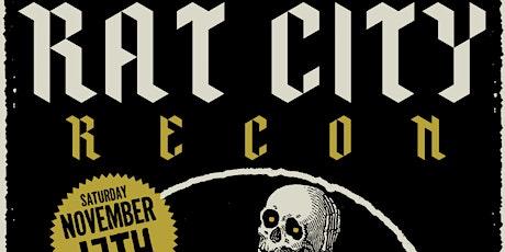 RAT CITY RECON 2021 tickets
