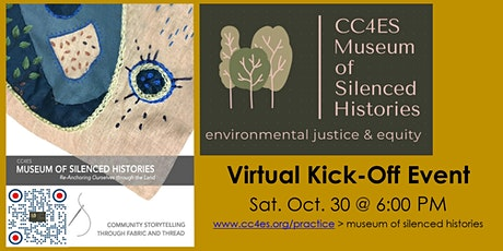 CC4ES Museum of Silenced Histories & Garden of Regeneration Kick-off Event tickets