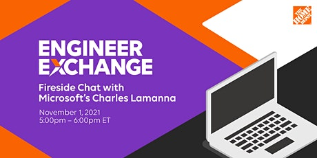 The Home Depot's Engineer Exchange: Fireside Chat with Microsoft tickets