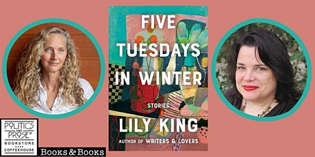 P&P Live! Lily King | FIVE TUESDAYS IN WINTER with Elizabeth McCracken tickets