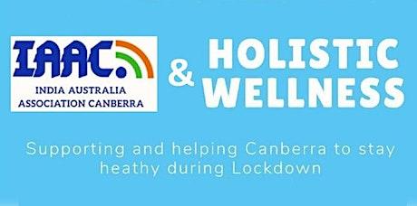 IAAC Holistic Wellness Event tickets
