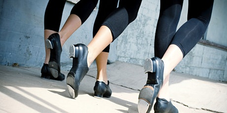 WELLBEING - TAP DANCING FOR THE OVER 55'S 6 WEEK COURSE billets