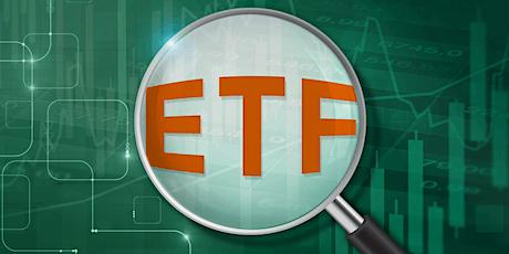 金鹰投资论坛系列讲座:ETF投资入门 tickets