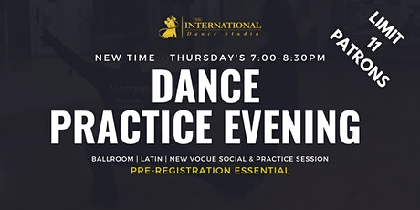 6 Thursday Practice Sessions tickets