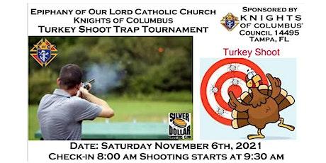Sponsorship Sign up - Epiphany KofC Turkey Shoot Trap Tournament tickets
