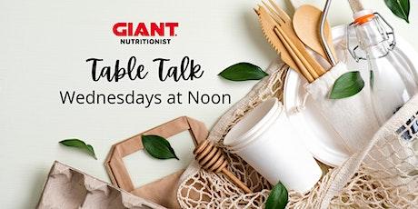 VIRTUAL November: Table Talk tickets