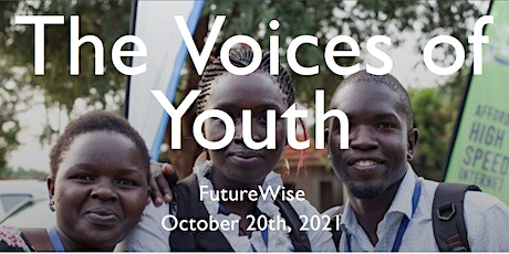 FUTUREWISE SUMMIT: THE VOICES OF YOUTH (ACU) tickets