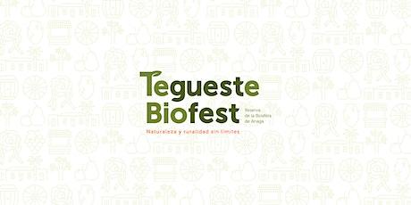 Acto de clausura - Tegueste Biofest 2021 entradas