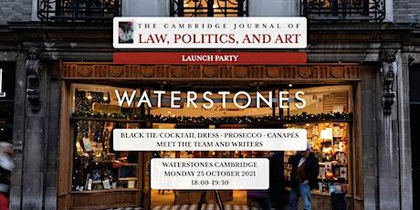 CJLPA launch party (Waterstones Cambridge) tickets