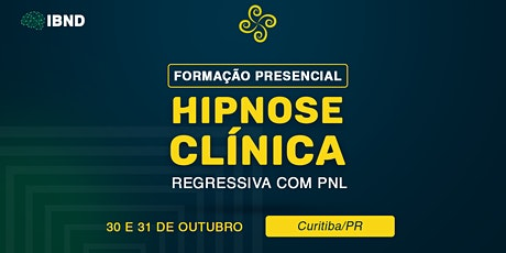 Formação em Hipnose  - Curitiba - PR tickets