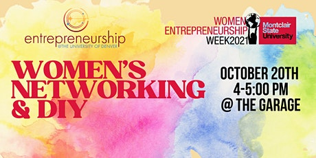 Entrepreneurship@DU Women's Networking Event tickets