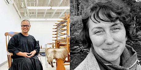 TextileX Conversation Series with Jovencio de la Paz and Sonja Dahl tickets