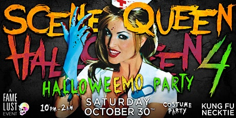 HalloweEMO at KFN (Fame Lust's 4th Annual EMO Halloween Bash) Sat. 10/30/21 tickets