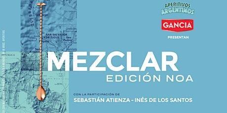 Proyecto MEZCLAR. Edición NOA entradas