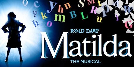 Matilda The Musical Cast B tickets