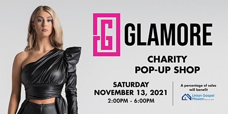 GLAMORE Charity Pop-Up Shop tickets