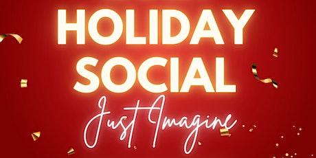 2021 B.E.L.L. Holiday Social: Just Imagine tickets
