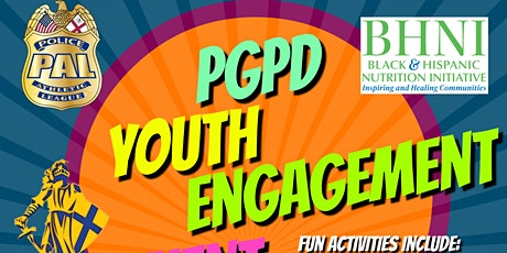 Youth Engagement with Prince George's County Police tickets