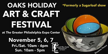 Oaks Holiday Art and Craft Festival (Indoor) Greater Philadelphia Area tickets