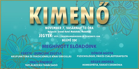 KIMENŐ tickets