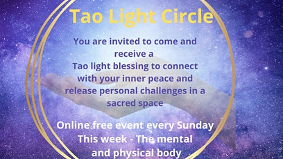 Tao Light Healing Circle tickets