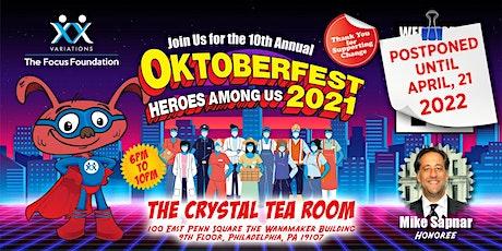 Oktoberfest 2021 - Heroes Among Us tickets