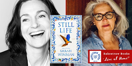 "Rakestraw Books ""Live at Home!"" with Sarah Winman & Sarah Blake tickets"