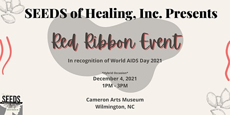 Red Ribbon Event in Recognition of World AIDS Day tickets