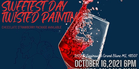 Sweetest Day Twisted Painting tickets