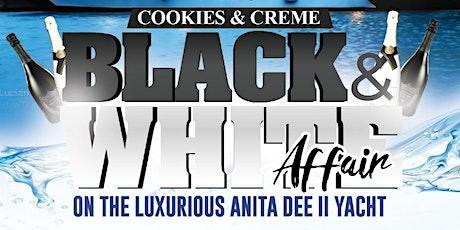COOKIES & CREAM (BLACK-N-WHITE YACHT AFFAIR) tickets