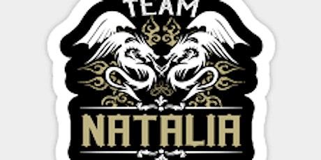 "TEAM NATALIA FUNDRAISER TICKETS to  USA NETWORKS ""AMERICAS BIG DEAL"" tickets"