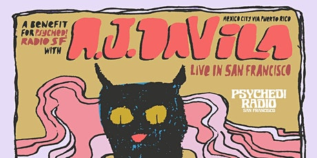 Psyched! Radio SF presents AJ Davila & Carrion Kids at The Knockout tickets