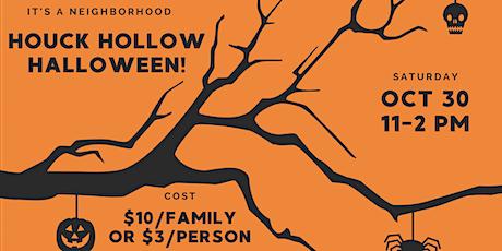 Houck Hollow Halloween tickets