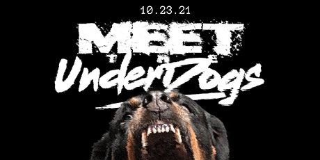 MeetTheUnderDogs Art Fashion Block Party tickets