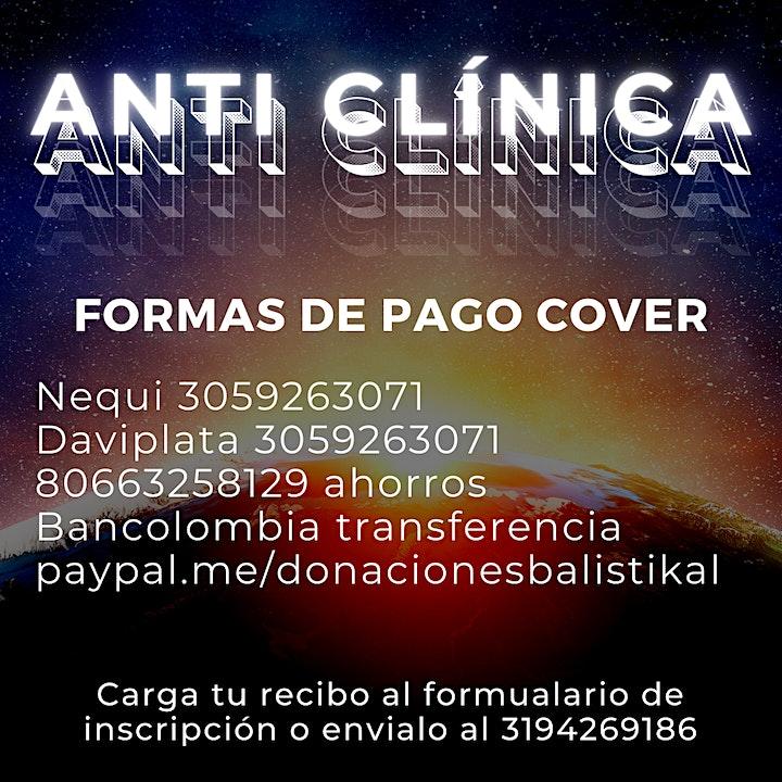 Imagen de Anti-clínica de Sanación