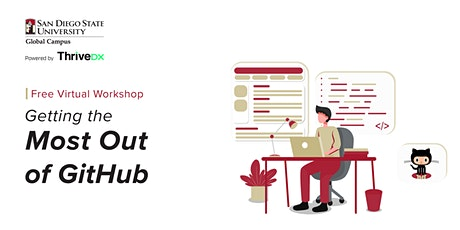 Getting the Most Out of GitHub   Software Development Workshop ingressos