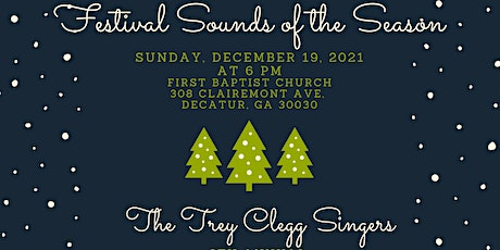 The Trey Clegg Singers 6th Annual Christmas Concert tickets