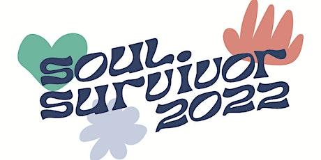 SOUL SURVIVOR CONFERENCE 2022 tickets