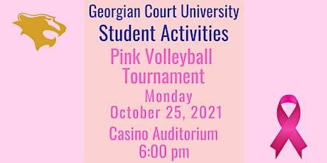 Pink Volleyball Tournament tickets
