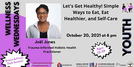 A holistic outlook on improving your family's diet and wellness tickets