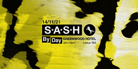 ★ S*A*S*H By Day ★ November 14th  ★ tickets