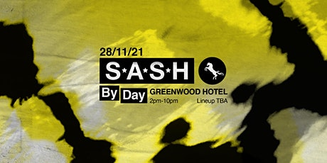 ★ S*A*S*H By Day ★ November 28th  ★ tickets