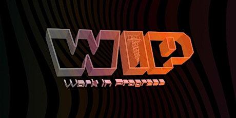 W.I.P Halloween Edition @JSQ Lounge tickets