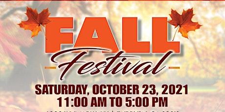Cedar Grove Fall Festival tickets