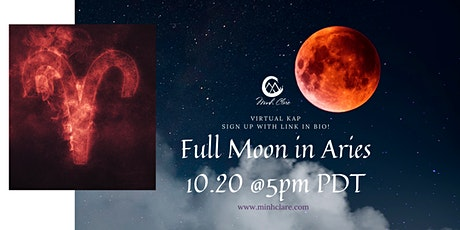 Full Moon Kundalini Activation Process - Full Moon in Aries tickets