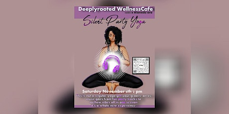 Yoga silent Disco experience tickets