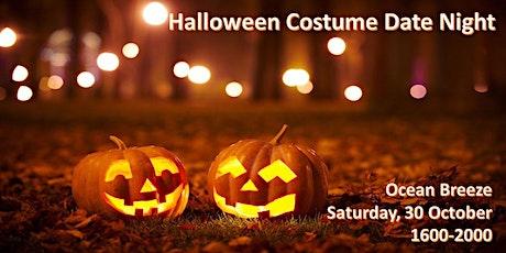 Halloween Costume Date Night tickets
