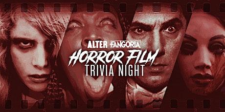 ALTER & FANGORIA HORROR FILM TRIVIA NIGHT tickets