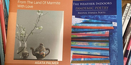 Agata's  poetry book launch - From the Land of Marmite with Love tickets