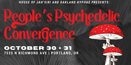 People's Psychedelic Convergence tickets